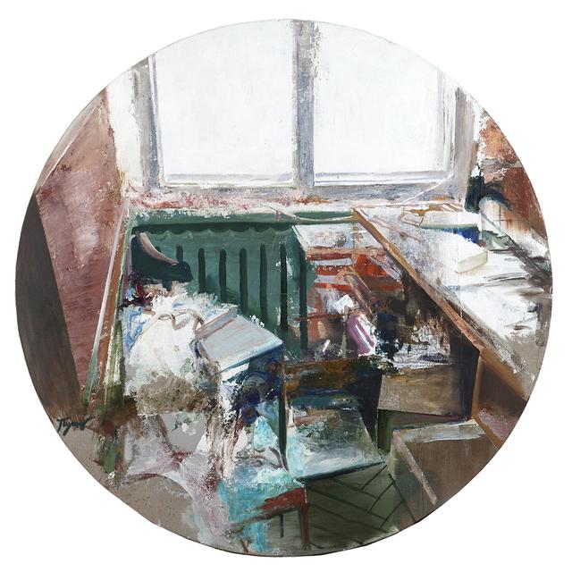 , 'Point. Studio. Book,' 2017, Pop/Off/Art