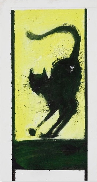 , 'Shadow Cat,' 2004, Leonards Art