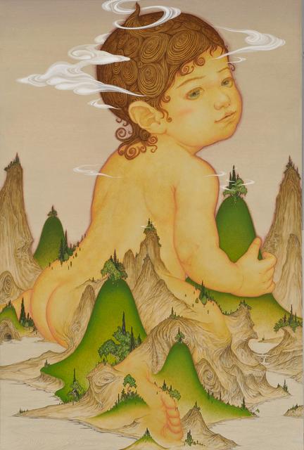 , 'Her Scenery,' 2015, Gallery Hirota Fine Art