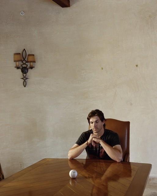 , 'Barry Zito #2,' 2008, Casemore Kirkeby