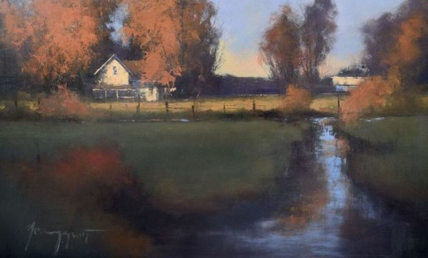 ", '""Scent of Autumn"",' 2017, Bonner David Galleries"