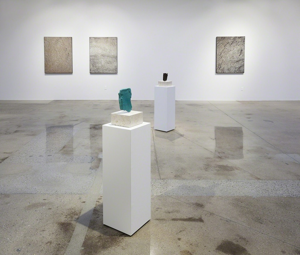 Solid State, Installation view, Steve Turner, June 2015