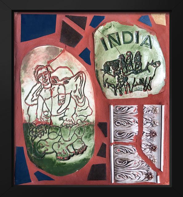 , 'India ,' 2018, Philadelphia's Magic Gardens
