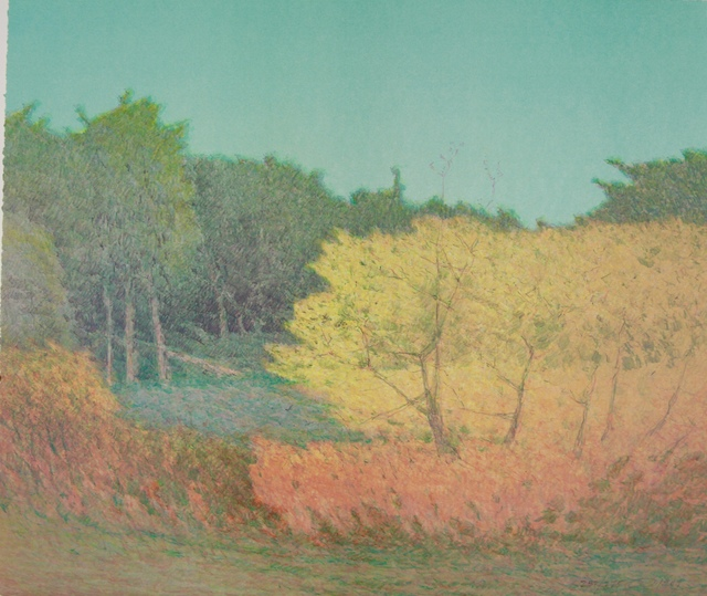 , 'MORNING AT DEEP CREEK,' 1989, Fitzwater Street Gallery