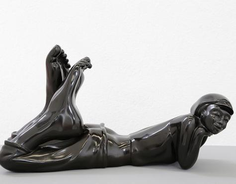 , 'Lady Foot Bronze,' 2013, Markowicz Fine Art