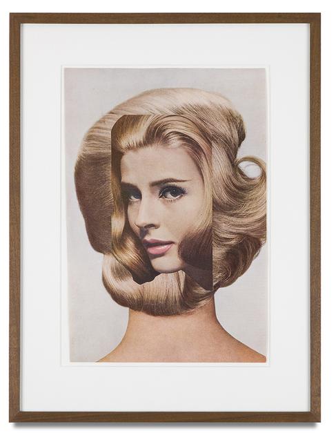 , 'UNTITLED (WOMAN'S FACE),' 1993, Kohn Gallery