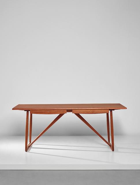 Aksel Bender Madsen and Ejner Larsen, 'Rare desk', ca. 1957, Phillips