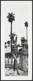 Panoramic Nude with Gun, Villa d'Este, Como