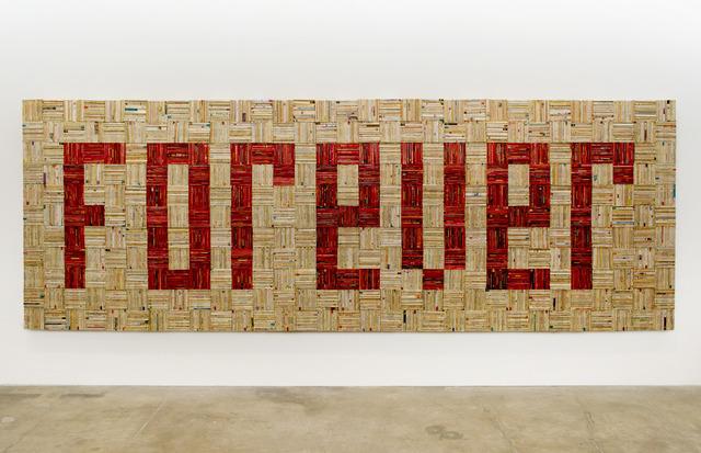 , 'Forever,' 2013, Morgan Lehman Gallery