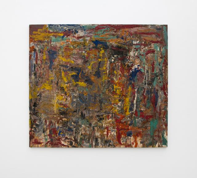 Rodrigo Andrade, 'Untitled', 1988, Painting, Oil on canvas, Simões de Assis