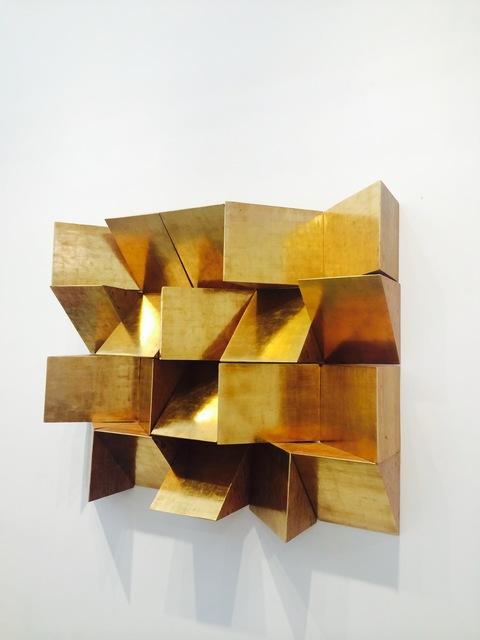 , 'Untitled (Oro Del Perú, Serie),' 2015, Casado Santapau