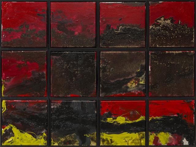, 'Paysage d'hiver 2,' , La Patinoire Royale / Galerie Valerie Bach