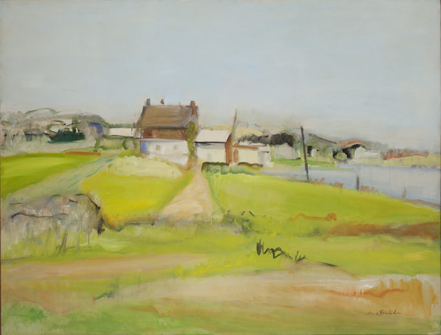 , 'Cover Crop,' 1963, Tibor de Nagy