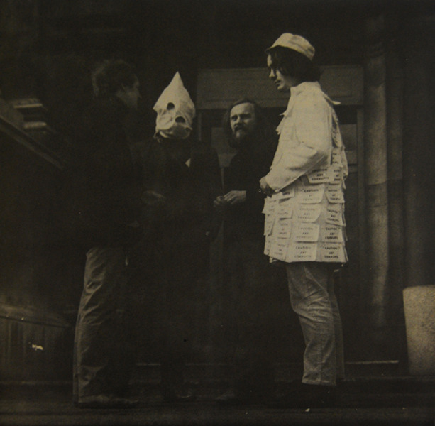 , 'A date wit fate at Tate,' 1970, Baró Galeria