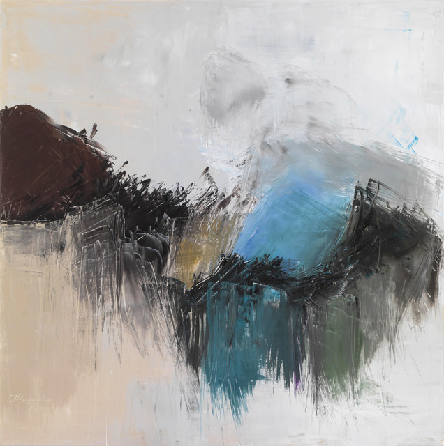 , 'Caribbean Blue I,' 2015, Cadogan Contemporary