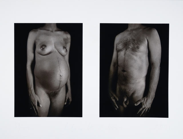 Chuck Close, 'Untitled (from the series The Art of Healing, Doctors of the World Portfolio)', 2001, MLTPL