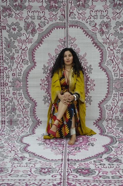 , 'Luzmira,' 2010, Newark Museum