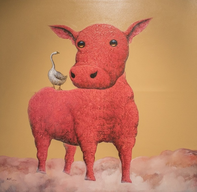, '好朋友系列 V Best Friend Series V,' 2018, Art WeMe Contemporary Gallery