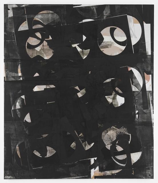 , 'Composite 11 (pivot black),' 2016, Ameringer | McEnery | Yohe