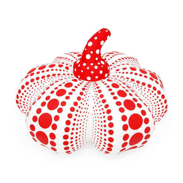Yayoi Kusama, 'Plush Pumpkin (red & white)', 2015, Audrey Hatchikian Gallery