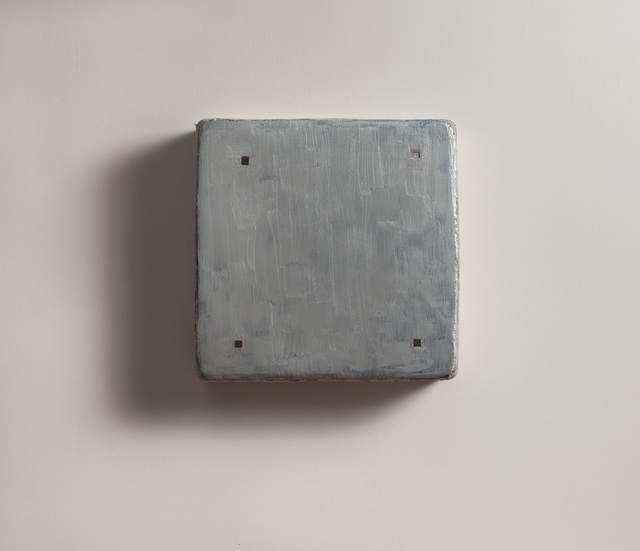 , 'Five Squares One Empty,' 2011, annex14