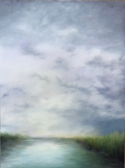 , 'Riverside,' 2018, Vivid Art Gallery