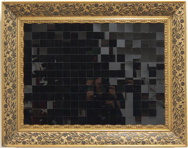 , 'Archivio (specchio),' 2013, Studio SALES di Norberto Ruggeri