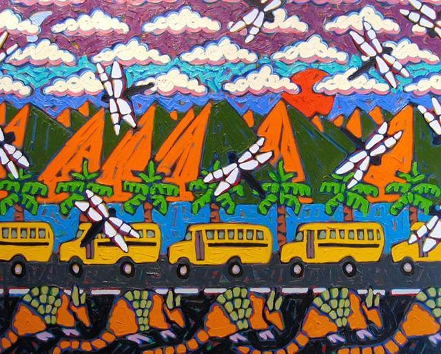 , 'Near Lake Arenal,' 1999, Thomas Deans Fine Art