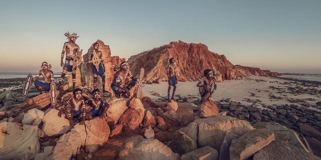 , 'XLI 21, Bardi, Cape Leveque, Dampier Peninsula, The Kimberley, Australia,' 2018, Atlas Gallery