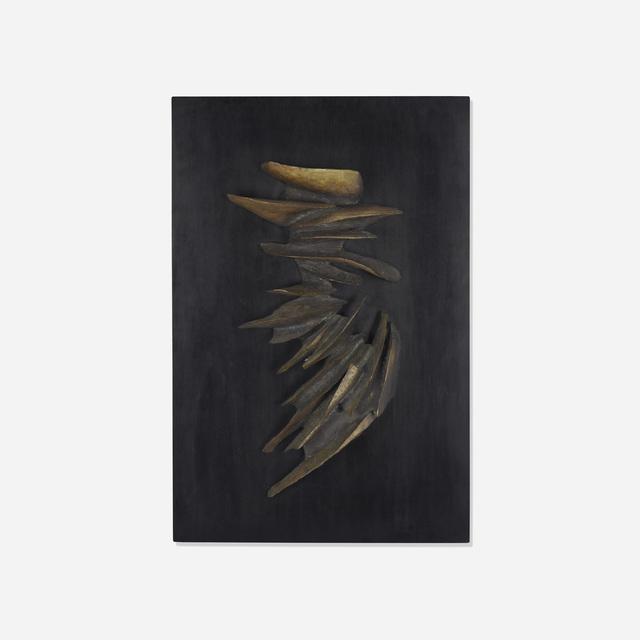 Alicia Penalba, 'Relief Chinois', 1960, Wright
