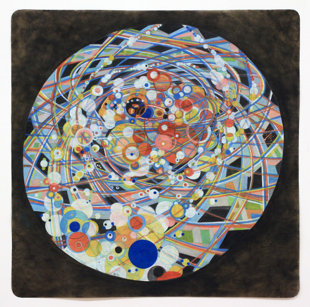, 'Inner Planets,' 2016, Pierogi