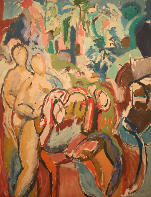 , 'Merry-Go Round,' 1955, Reynolds Gallery