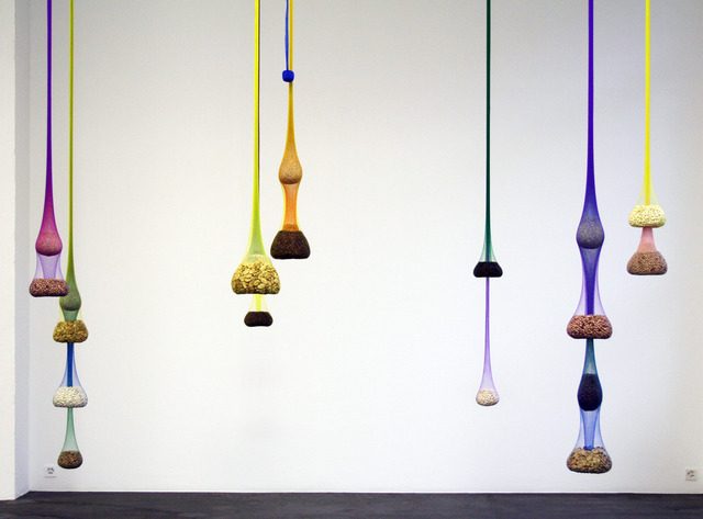 Ernesto Neto, 'Variation on Color Seed Space Time Love', 2009, Galerie Bob van Orsouw