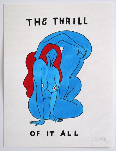 , 'The Thrill Of It All ,' 2015, Alice