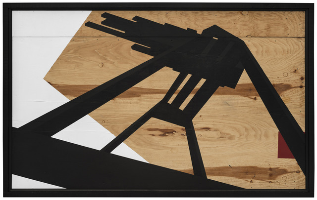 , 'Exterior I: Studio Study I,' 2013, Marianne Boesky Gallery