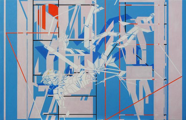 , 'Icarus,' , Corey Helford Gallery