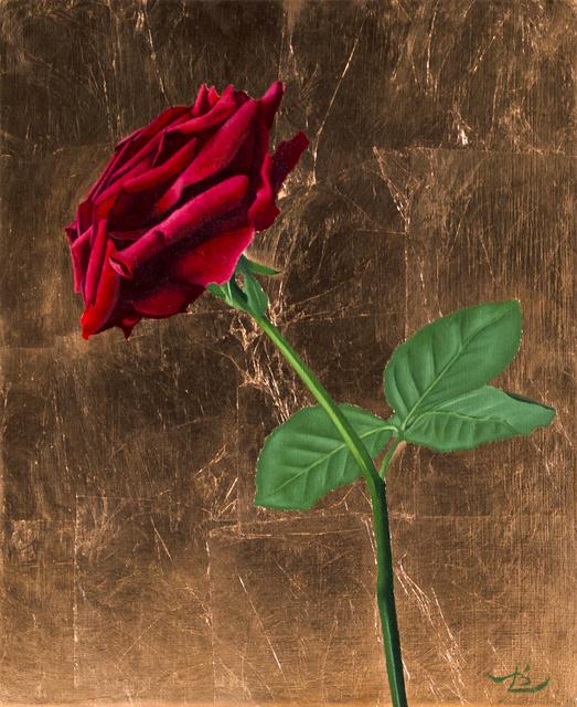 Patrick Le Borgne, 'Rose', 2018, Galerie Libre Est L'Art