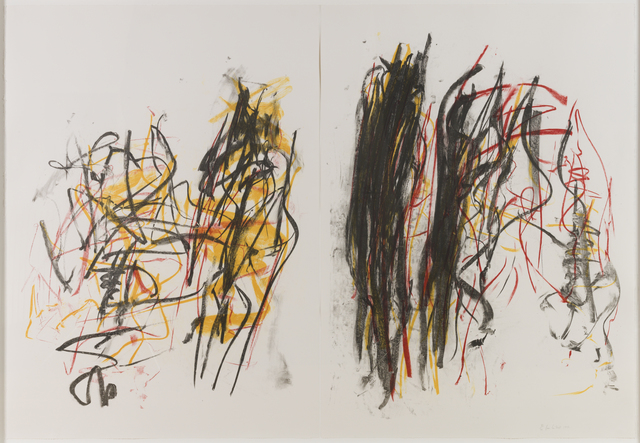 , 'Trees I,' 1992, Susan Sheehan Gallery