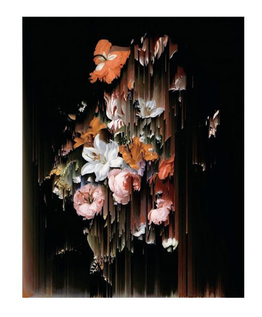 , 'Flowers in a Glass (after Rachel Ruysch),' 2017, Bridgeman Editions