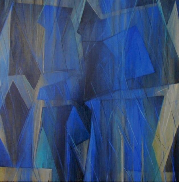 Jose Villalobos, 'Estacion de lluvia', Galería Rocío Castelo