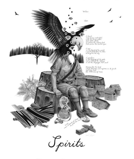 , 'Spirits,' 2013, Koplin Del Rio