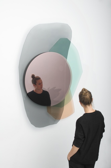 , 'REPEATED MIRROR NO.1,' 2018, SEEDS