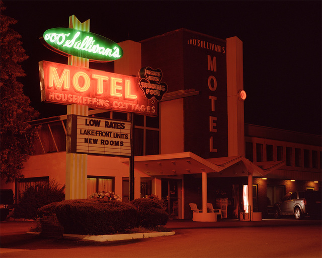 , 'O'Sullivan's Motel,' 2010, Ground Floor Gallery