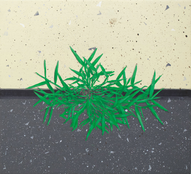 , 'Crabgrass 2 ,' 2017, Tracey Morgan Gallery