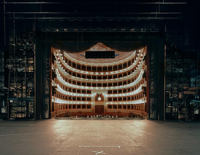 , 'Teatro Massimo, Palermo Sicily, Italy,' 2018, Galerie XII