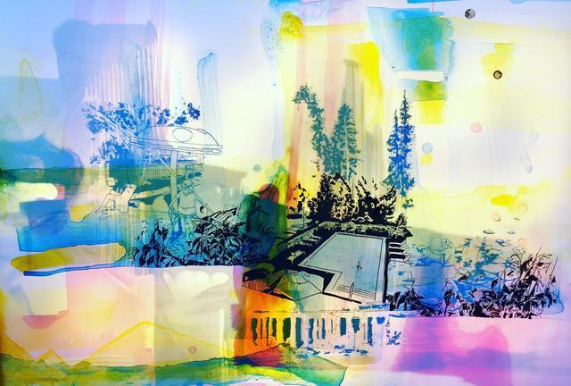 , 'Nature Play,' 2017, Ai Bo Gallery