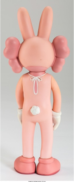 KAWS, 'Accomplice (Pink)', 2002, Other, Painted cast vinyl, Heritage Auctions