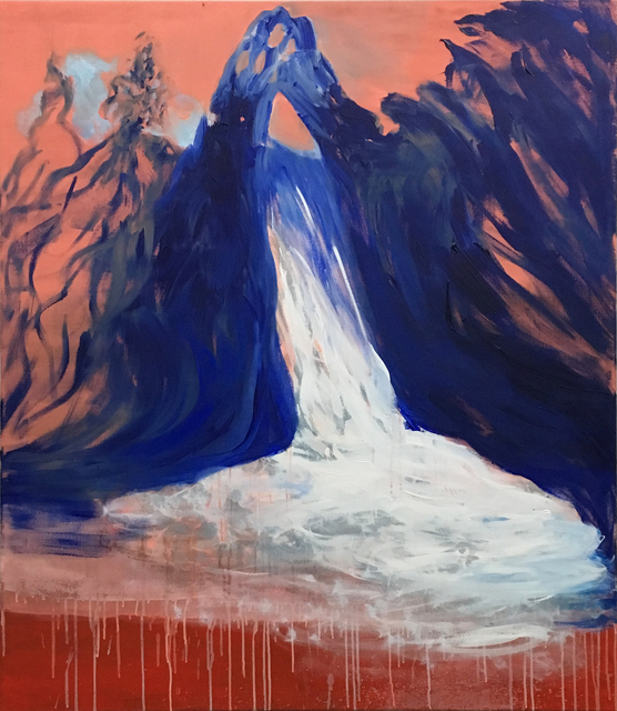 , 'Andean Water,' 2019, LatchKey Gallery