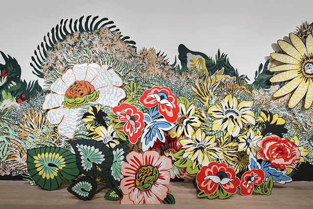 , 'Gardon Plot,' 2015, Talley Dunn Gallery