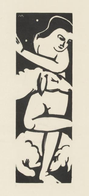 , 'The Shepherdess,' 1912, Galerie St. Etienne